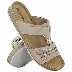 53ddf077e72fe INBLU Sklep obuwie damskie klapki | inbluobuwie